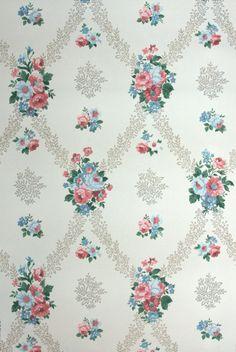 vintage wallpaper -