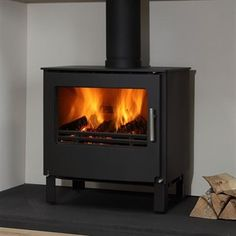 Westfire Series Two Multifuel Fireplaces direct 8kw