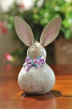 Grey Bunny Gourd