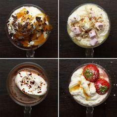 Hot Chocolate 4 Ways   Recipes