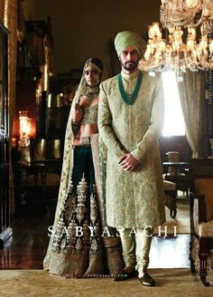 104 best Sabyasachi Sherwani photos by Indian Wedding Theme, Indian Bridal Wear, Indian Wedding Outfits, Bridal Outfits, Indian Outfits, Indian Weddings, Indian Wear, Wedding Mehndi, Indian Party