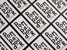 Pompadour - Identité - Les Graphiquants