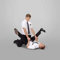 The Book of Mormon Missionary Positions | iGNANT.de