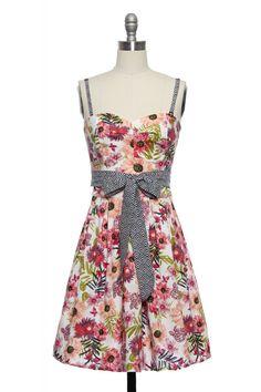 Graceful garden party dress $39.99