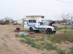 4x4+Expedition+Camper | Thread: Award Winning Toyota 4x4 Chinook Camper!!