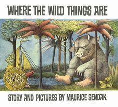 Where the Wild Things are: Maurice Sendak