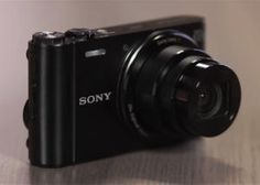 Sony's WX300 Cyber-shot is the smallest 20x zoom to date - CNET Mobile