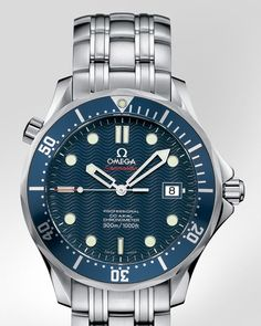OMEGA Watches: Seamaster 300 M Chronometer - Steel on steel - 2220.80.00