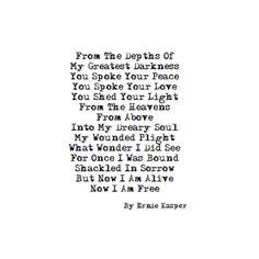 ~Depths Of Sorrow~ By Ernie Kasper #poetry   #poem   #canadianpoet   #randomthoughtsofaservant