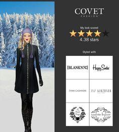 Warm Up #covetfashion