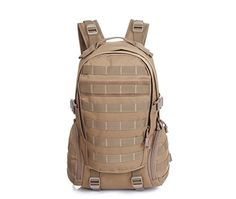 LECHEERS Military Tactical Outdoor Hiking Camping Travel Backpack * You can find more details by visiting the image link.(This is an Amazon affiliate link and I receive a commission for the sales)