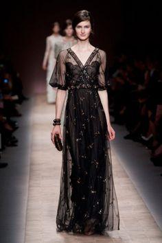 Valentino : défilé prêt-à-porter printemps-été 2013, les photos : PARIS FULL LENGTH women VALENTINO RS13 5090
