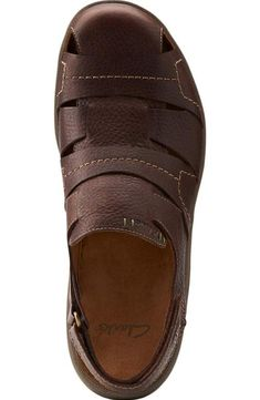 Clarks®  Woodlake Bay  Fisherman Sandal (Men)  f5456e9d3e