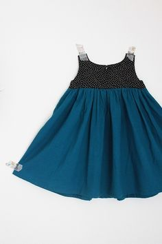 080be13f0f11c ノースリーブギャザーワンピ - enanna. キッズファッション