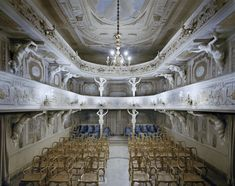 il Piccolo Teatro di Villa Aldrovandi Mazzacorati, Bologna