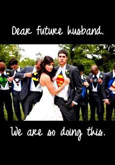 Cute & fun idea    We are so doing this. | Whisper.sh