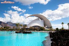 Auditorio di Santa Cruz de Tenerife, uno ... | Foto Tenerife