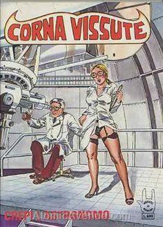 Corna Vissute #6 from Edifumetto