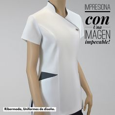 Spa Uniform, Scrubs Outfit, Uniform Design, Medical Scrubs, Scrub Tops, Costume, Work Attire, Blouse Styles, Traditional Outfits