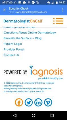 Dermatologist on call.com