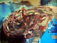 Retratos a óleo de Andrew Salgado