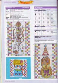 Gallery.ru / Фото #24 - Cross Stitch Card Shop 50 - WhiteAngel