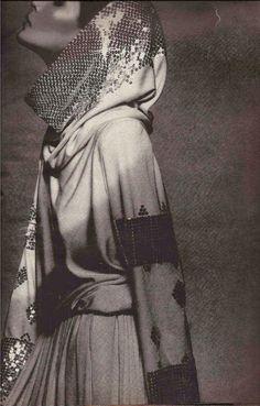1968 Harper's Bazaar.Norell