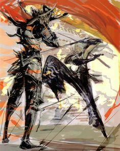 Nobunaga & Akechi