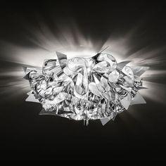Coup de coeur pour le plafonnier Veli de Slamp! Circonvolutions et lumière magnifiquement diffusée, brillant! http://www.zendart-design.fr/plafonniers-suspensions-design/plafonnier-veli-de-slamp.html