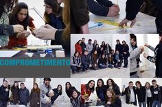 #bota pra fazer #comprometimento #marshmallow challenge #desafie #equipe