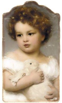 William Robert Symonds (English, 1851-1934) | Brocante Brie, label
