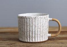 Handmade Mug w/ Hand Carved Patterns Made to Order Painted Ceramic Plates, Ceramic Pottery, Ceramic Art, Pottery Mugs, Ceramic Mugs, Pottery Lessons, Pottery Painting Designs, Handmade Pottery, Handmade Ceramic