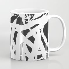 Shadow of Eucalyptus Mug by RYOGA Design   Society6