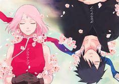 Dois meses. Era apenas isso. E no entanto, Sasuke sentia como se fossem séculos. Mas no fundo ele entendia sim. Aquela tinha sido a melhor noite de sua vida. E a melhor noite de sua vida havia sido com Sakura Haruno. - Hoje é 23 de julho. É seu aniversário de vinte anos. - Você não vai me dar um presente? - ele perguntou confuso. Foi quando ela se inclinou lentamente em sua direção e fechou os olhos. Sasuke quis perguntar o que ela estava fazendo ..