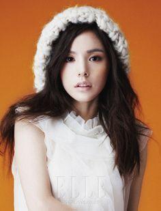 Elle Girl, 2011.09, Min Hyo Rin