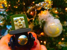 A Review On The Thomas & Friends Wooden Railway Character Dodge