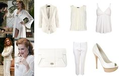 True Blood Style: How to Dress Like Sophie-Anne Leclerq All-White Done Right