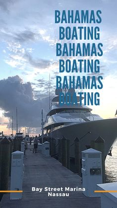Bay Street Marina in Nassau takes up to 500'! Places Around The World, Travel Around The World, Around The Worlds, Paradise Island, Island Life, Travel Images, Travel Pictures, New Providence Bahamas, Amazing Places