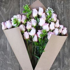 The Bouqs Volcano Collection 'Above and Beyond' Deluxe Flower Bouquet