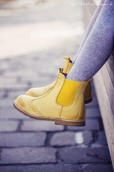 butiksofie | Bisgaard Stiefel mit Lederfutter 50203213 Unisex-Kinder Chelsea Boots