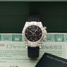 Luxury Rolex Daytona Black Racing  Watch 116519 Racing