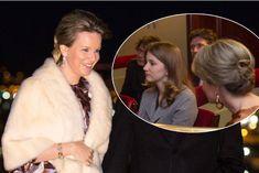Sortie mère-fille pour la reine Mathilde et la princesse Elisabeth de Belgique