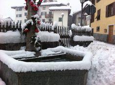 Hotel Dolomiti la neve a Dimaro fontane