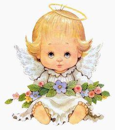 Printable - Angels - Ruth Morehead