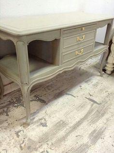 Vintage furniture pic by Dumpster Diva.