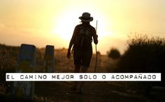 Hacer el camino solo o acompañado: ventajas e inconvenientes