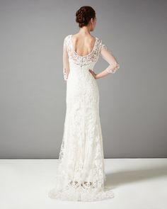 Wedding Dresses | Cream Annabella Wedding Dress | Phase Eight