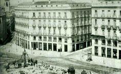 Puerta del Sol 1860