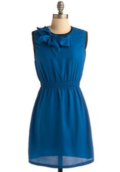 ModCloth - Make an Impression Dress in Cobalt     http://www.modcloth.com/Womens/Dresses/-Make-an-Impression-Dress-in-Cobalt