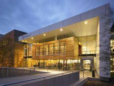 The Bridge Art Centre by Gareth Hoskins Architects, United Kingdom